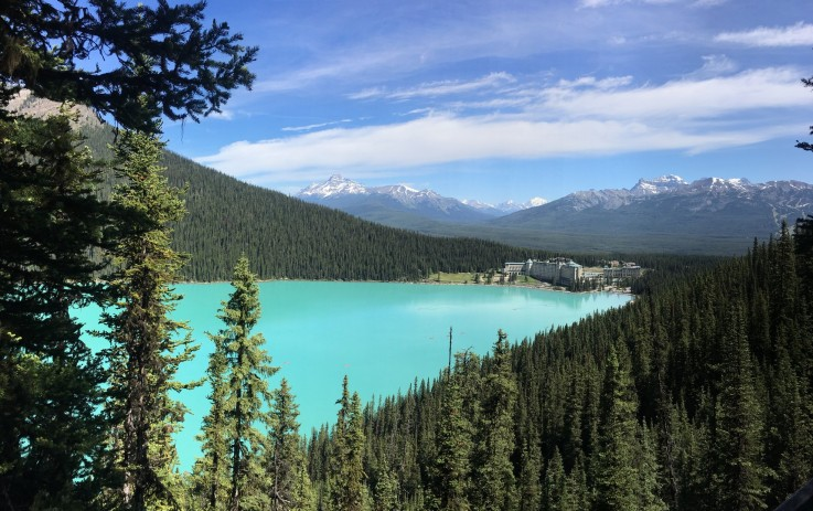 2017-06-25 Lake Louise_Castle Mountain-6